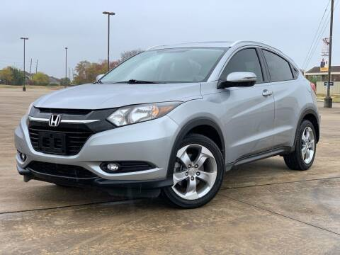 2017 Honda HR-V for sale at AUTO DIRECT Bellaire in Houston TX