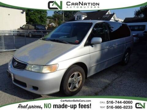 2001 Honda Odyssey for sale at CarNation AUTOBUYERS Inc. in Rockville Centre NY