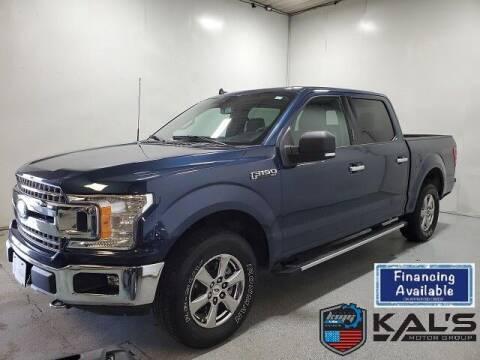 2019 Ford F-150 for sale at Kal's Kars - TRUCKS in Wadena MN