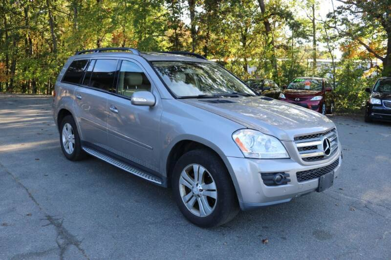 2008 Mercedes-Benz GL-Class for sale at Yaab Motor Sales in Plaistow NH