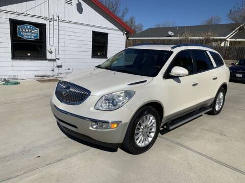 2012 Buick Enclave for sale at Guarantee Auto Group in Atascadero CA