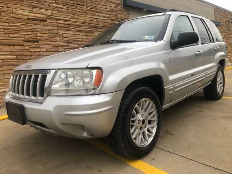 2004 Jeep Grand Cherokee for sale at Prime Auto Sales in Uniontown OH