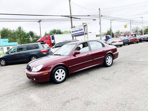 2004 Hyundai Sonata for sale at New Wave Auto of Vineland in Vineland NJ