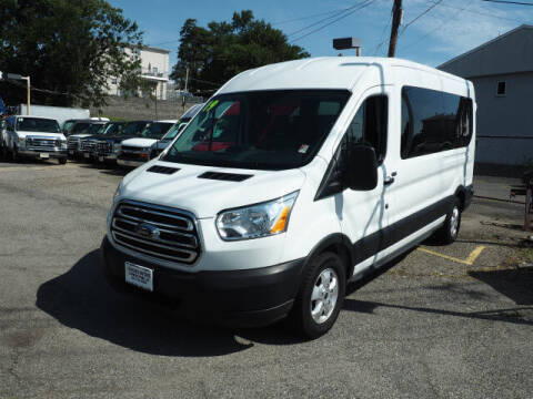 2019 Ford Transit Passenger for sale at Scheuer Motor Sales INC in Elmwood Park NJ