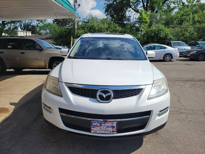 2008 Mazda CX-9 for sale at New Wheels in Glendale Heights IL