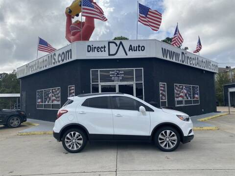 2017 Buick Encore for sale at Direct Auto in D'Iberville MS