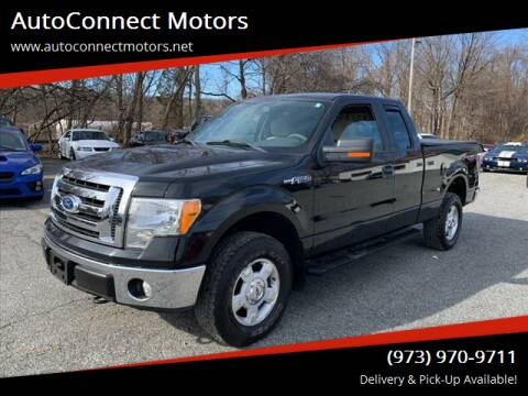 2010 Ford F-150 for sale at AutoConnect Motors in Kenvil NJ