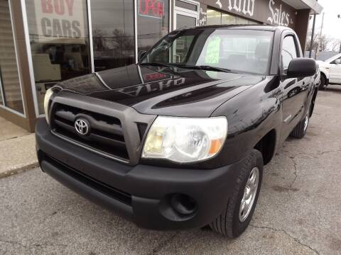 2006 Toyota Tacoma for sale at Arko Auto Sales in Eastlake OH