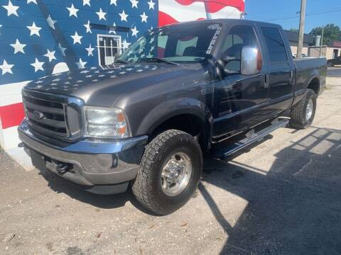 2004 Ford F-250 Super Duty for sale at The Truck Lot LLC in Lakeland FL
