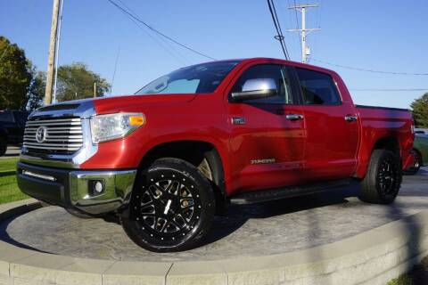 2015 Toyota Tundra for sale at Platinum Motors LLC in Heath OH