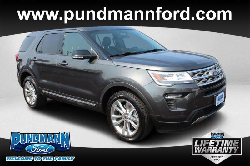 2018 Ford Explorer for sale in Saint Charles, MO