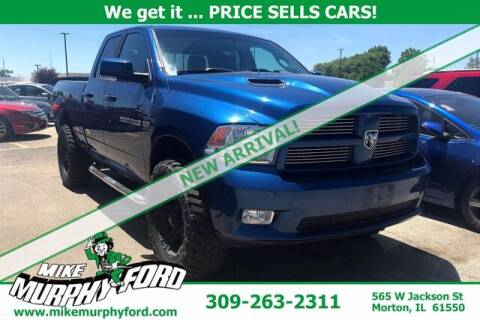 2011 RAM Ram Pickup 1500 for sale at Mike Murphy Ford in Morton IL