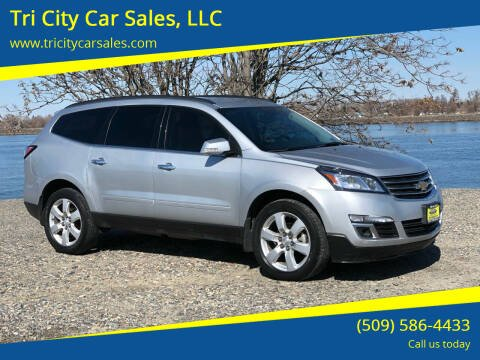 2017 Chevrolet Traverse for sale at Tri City Car Sales, LLC in Kennewick WA