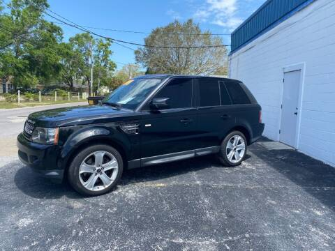 2012 Land Rover Range Rover Sport for sale at INTERSTATE AUTO SALES in Pensacola FL