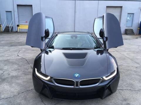 2015 BMW i8 for sale at Legacy Motor Sales in Norcross GA
