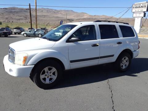 2006 Dodge Durango for sale at Super Sport Motors LLC in Carson City NV