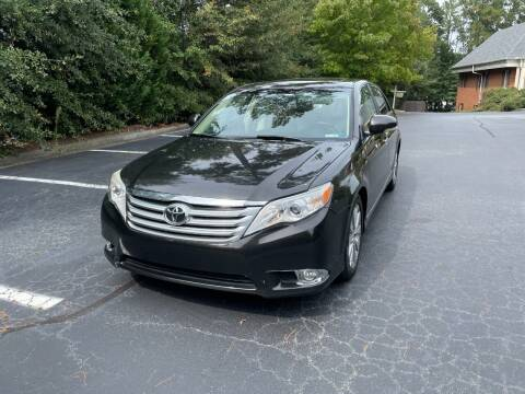 2011 Toyota Avalon for sale at SMT Motors in Roswell GA