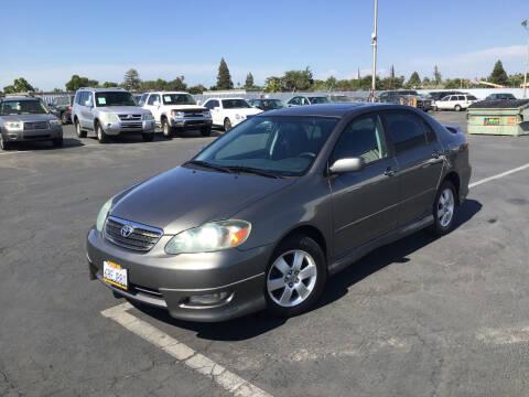 2006 Toyota Corolla for sale at My Three Sons Auto Sales in Sacramento CA