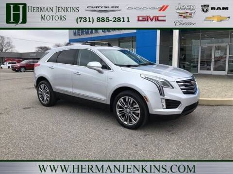 2018 Cadillac XT5 for sale at Herman Jenkins Used Cars in Union City TN