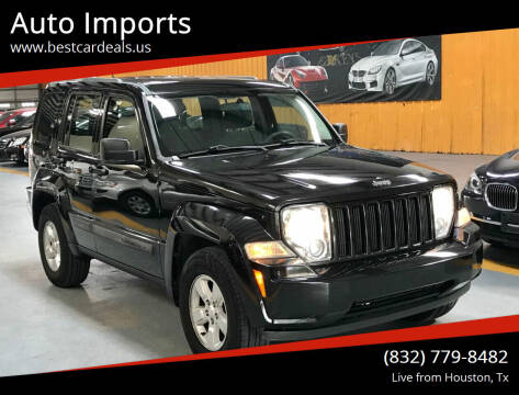 2012 Jeep Liberty for sale at Auto Imports in Houston TX