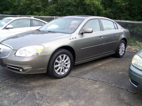2010 Buick Lucerne for sale at Collector Car Co in Zanesville OH
