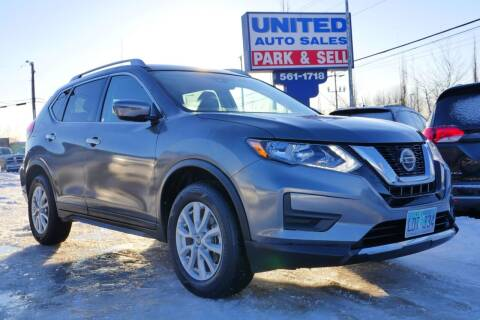 2019 Nissan Rogue for sale at United Auto Sales in Anchorage AK