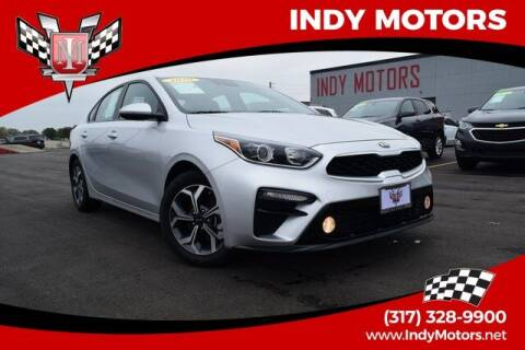 2020 Kia Forte for sale at Indy Motors Inc in Indianapolis IN