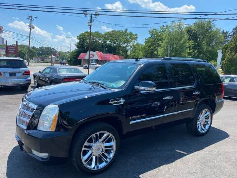 2008 Cadillac Escalade for sale at Masic Motors, Inc. in Harrisburg PA