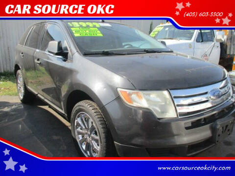 2007 Ford Edge for sale at CAR SOURCE OKC in Oklahoma City OK