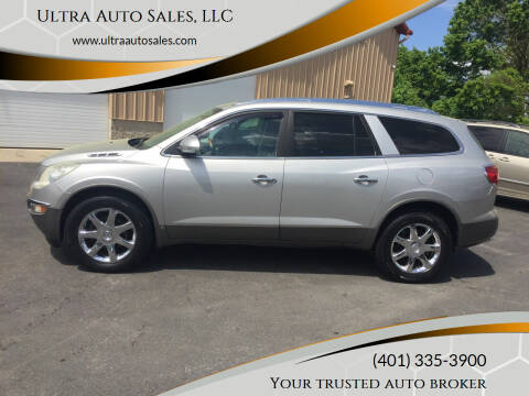 2008 Buick Enclave for sale at Ultra Auto Sales, LLC in Cumberland RI