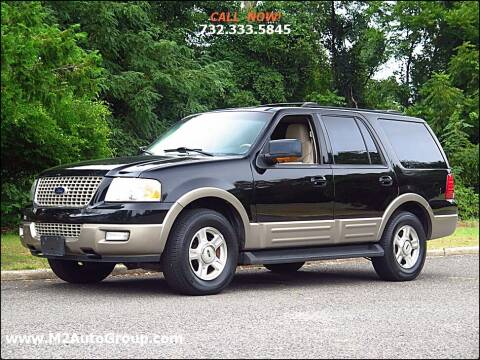 2003 Ford Expedition for sale at M2 Auto Group Llc. EAST BRUNSWICK in East Brunswick NJ