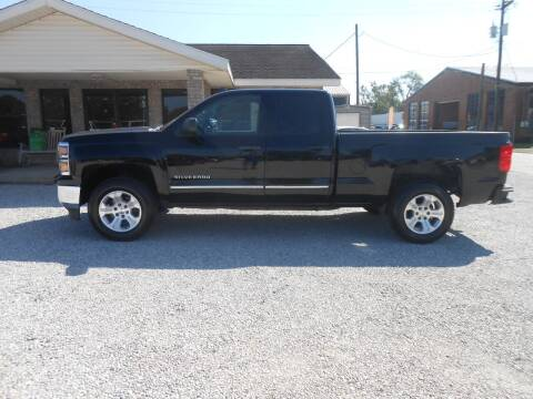 2014 Chevrolet Silverado 1500 for sale at RANDY'S AUTO SALES in Oakdale LA