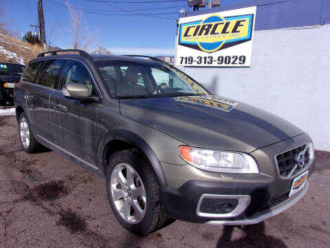 2011 Volvo XC70 for sale at Circle Auto Center in Colorado Springs CO