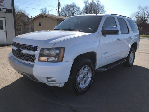 2007 Chevrolet Tahoe for sale at Elders Auto Sales in Pine Bluff AR