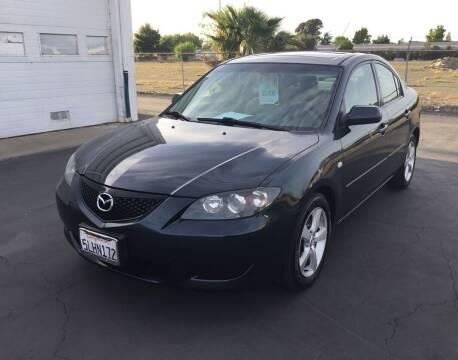 2005 Mazda MAZDA3 for sale at My Three Sons Auto Sales in Sacramento CA