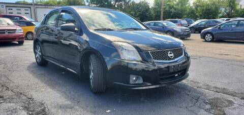 2012 Nissan Sentra for sale at Wyss Auto in Oak Creek WI