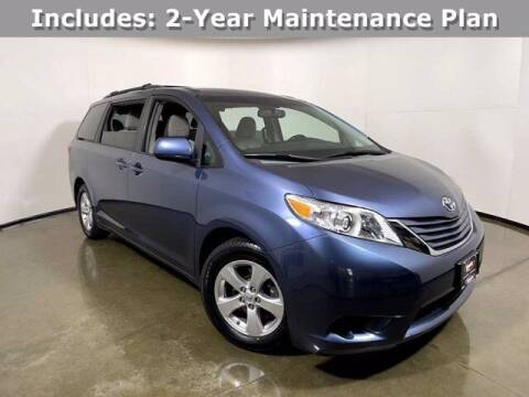 2015 Toyota Sienna for sale at Smart Budget Cars in Madison WI