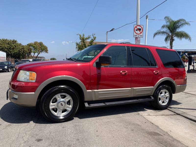 2003 Ford Expedition for sale at Olympic Motors in Los Angeles CA