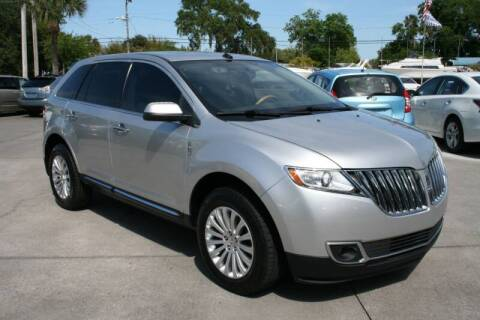 2013 Lincoln MKX for sale at Mike's Trucks & Cars in Port Orange FL