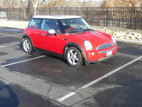 2004 MINI Cooper for sale at AUTOTRUST in Boise ID