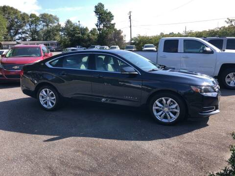 2017 Chevrolet Impala for sale at Dorsey Auto Sales in Anderson SC
