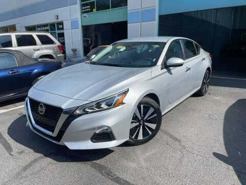 2021 Nissan Altima for sale at Best Auto Group in Chantilly VA