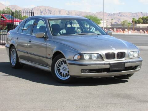 1999 BMW 5 Series for sale at Best Auto Buy in Las Vegas NV