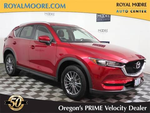 2017 Mazda CX-5 for sale at Royal Moore Custom Finance in Hillsboro OR