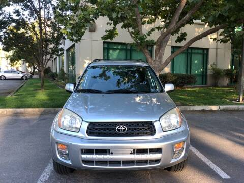 2002 Toyota RAV4 for sale at Hi5 Auto in Fremont CA