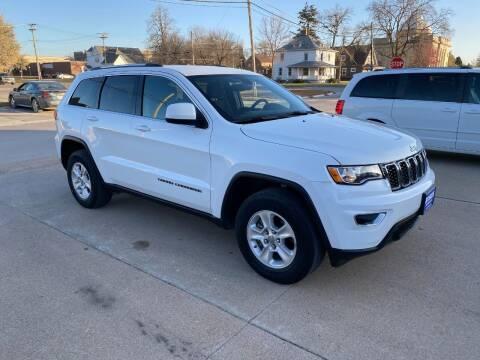 2017 Jeep Grand Cherokee for sale at Kobza Motors Inc. in David City NE
