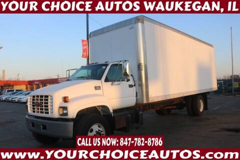1998 GMC C7500 for sale at Your Choice Autos - Waukegan in Waukegan IL