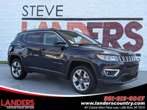 2018 Jeep Compass for sale at The Car Guy powered by Landers CDJR in Little Rock AR