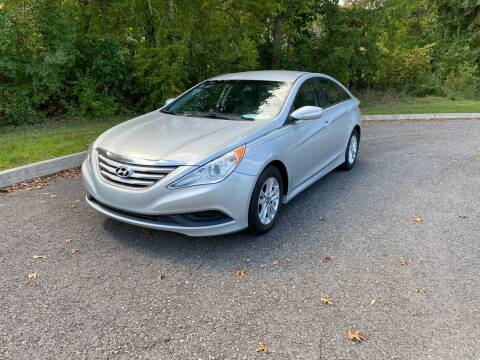 2014 Hyundai Sonata for sale at Unique Auto Sales in Knoxville TN