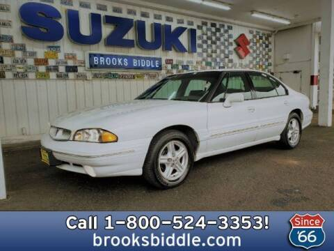 1998 Pontiac Bonneville for sale at BROOKS BIDDLE AUTOMOTIVE in Bothell WA